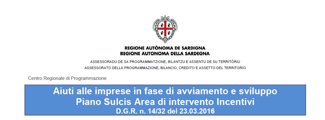 Avviso - Regione Sardegna
