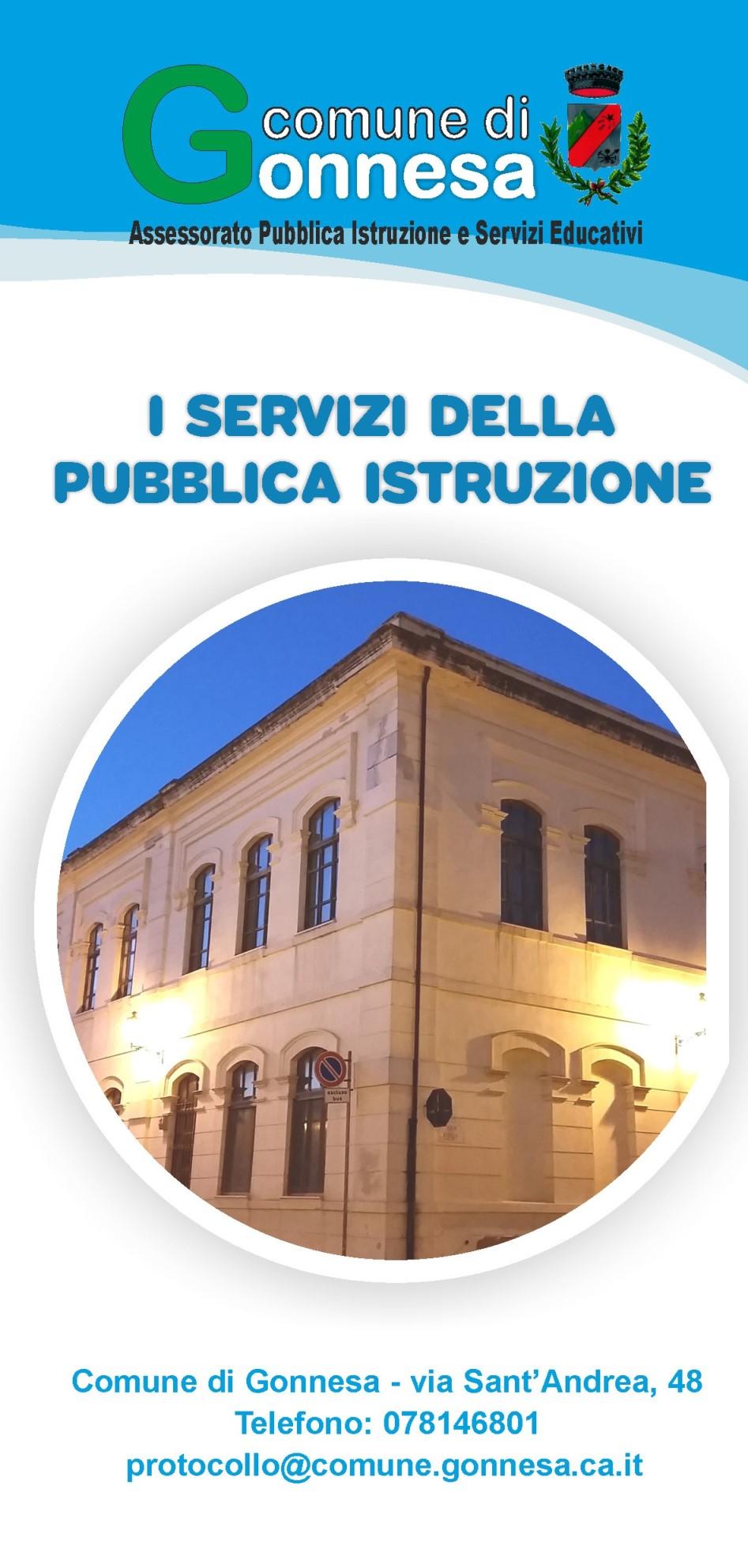 I servizi della Pubblica Istruzione
