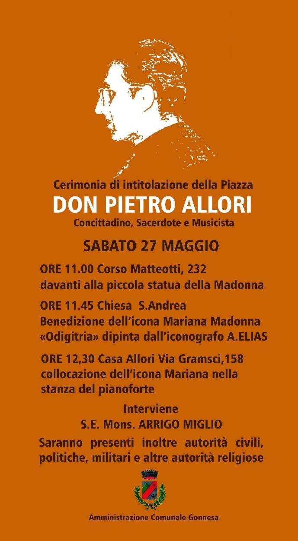 Piazza Don Pietro Allori