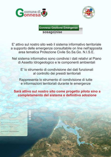 Protezione Civile So.S.A.Go. (N.I.S.E.)